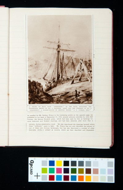 *More Cotman Discoveries - Sketches as