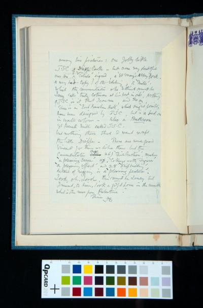 Letter to Kitson from Arthur Batchelor, 11 Jan. 1933 (2)