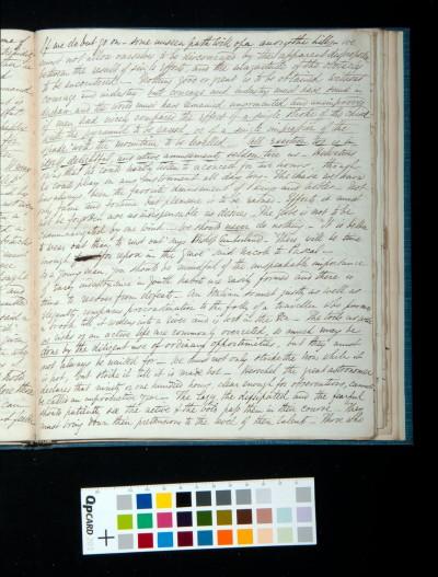 Letter [1] of Arthur Dixon to John Joseph Cotman, 1 September 1834