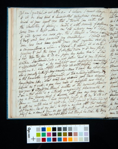 Letter of Arthur Dixon to John Joseph Cotman, 8 March 1834