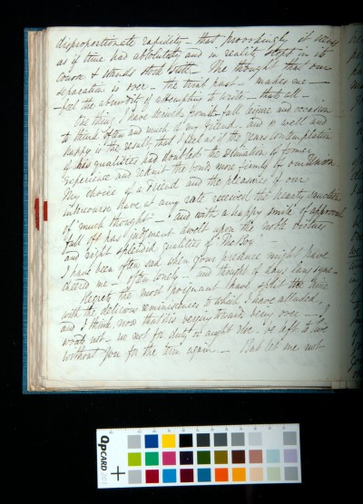 Letter of Arthur Dixon to John Joseph Cotman, 10 December 1834